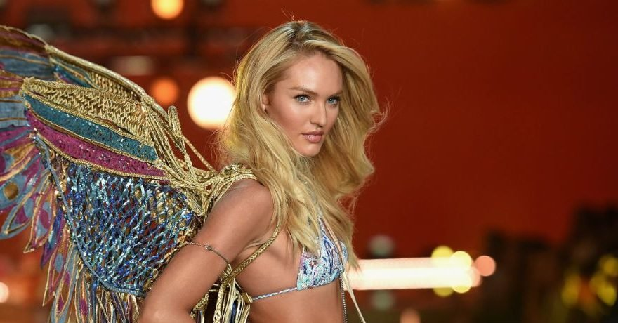 c1339cdfeb Candice Swanepoel Shows Off Bikini Body Just Months After Giving Birth