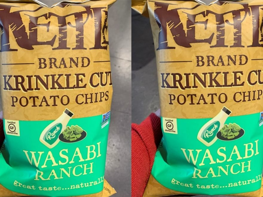 Kettle Just Launched A WASABI RANCH Chip Flavor | Best LifeStyle Buzz
