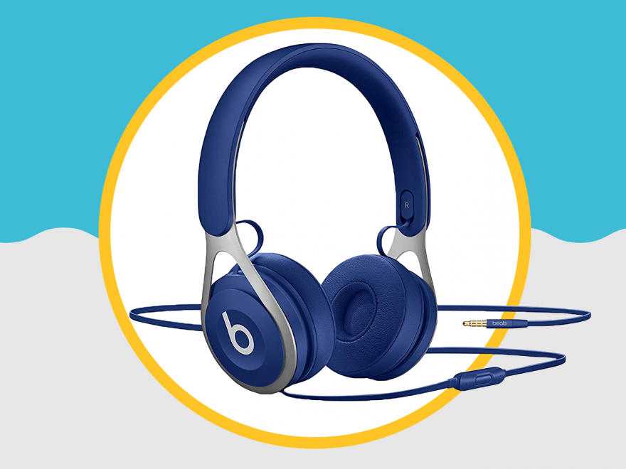 0c883fd7b36 These Bright-Blue Beats Headphones Are $80 Off On Amazon Today | Best  LifeStyle Buzz