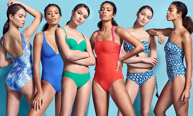 fa021dc7c2 Introducing John Lewis's shockingly chic swimmers | Best LifeStyle Buzz