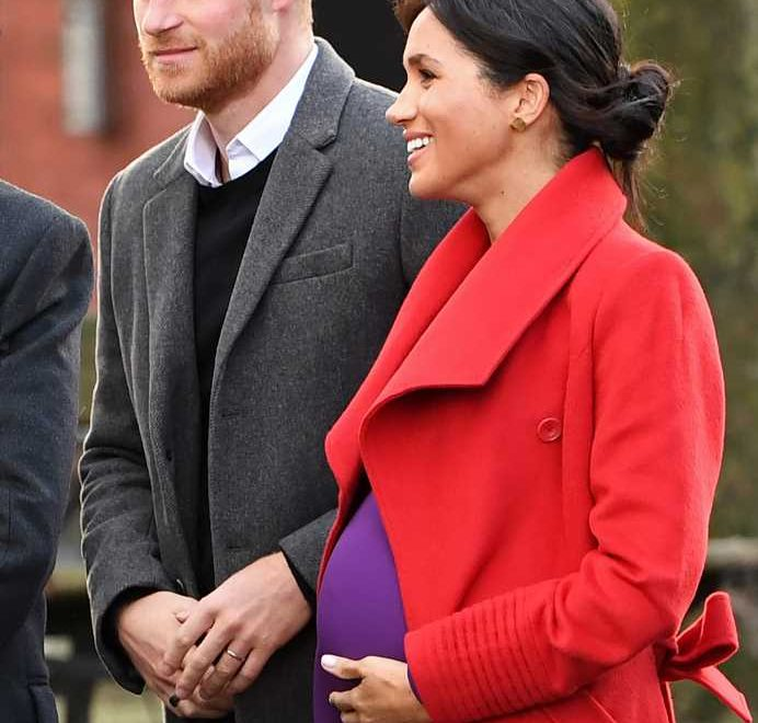How Meghan Markle And Prince Harry's Royal Baby Is Helping