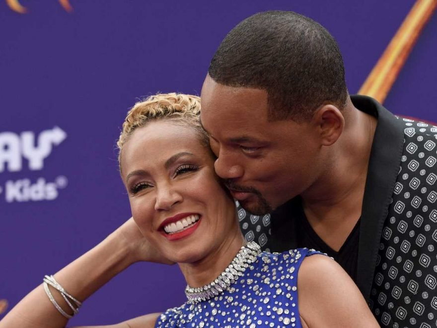 That'll kill me': Jada Pinkett Smith knew she, Will weren't