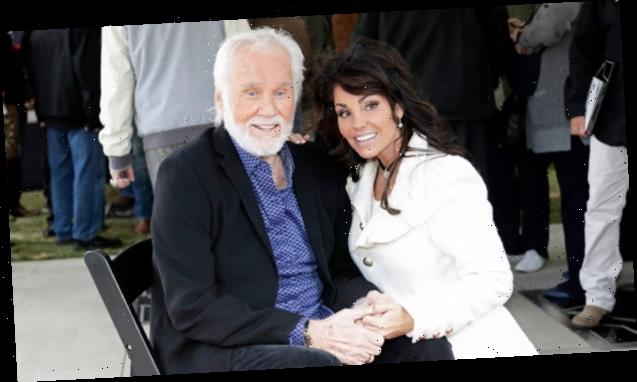 Wanda Miller 5 Things To Know About Kenny Rogers Gorgeous Wife In His Biography Special Best Lifestyle Buzz